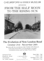 Poster re New London Road