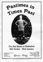 Pastimes in Times Past poster